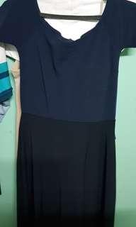 Meg Long Dress