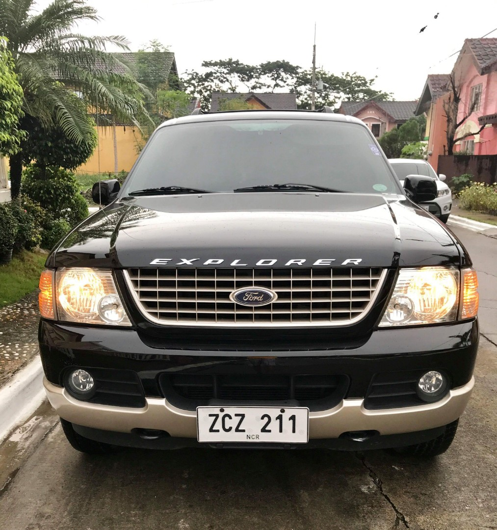 2006 ford explorer eddie bauer cars cars for sale on carousell