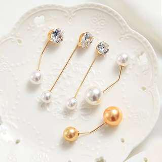 [IN STOCK] Korean style Brooch Pin, add style to your plain clothes. New fashion accessories Muslim fashion