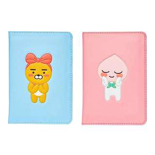 [FREE POSTAGE] Kakao Friends Passport Cover & Protector (Ryan / Apeach)