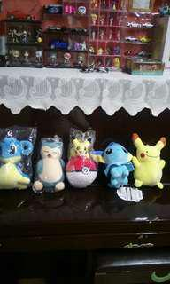 Lovely Pokemon Stuff toys