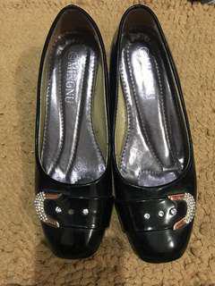 Sepatu Kerja Black