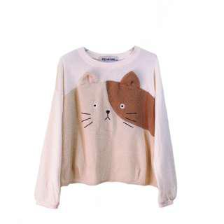 Animal Design Sweatshirt
