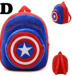🚚 Kids Backpack (superheros)