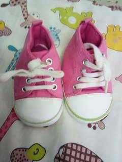 Polo sepatu kids uk 7-8 bulan