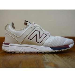 New Balance 247 Sport (White Black)