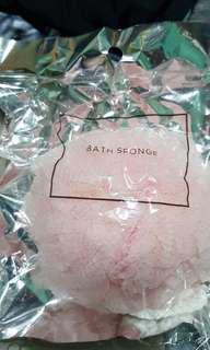Forever 21 Bath Sponge