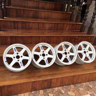 Rays Volk Racing TE37 Original pcd 114