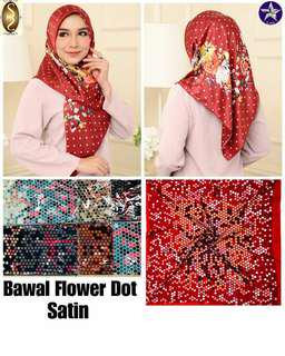Bawal flower dot