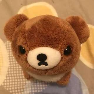 日本鬆弛熊啡色小熊趴趴版 Japan Rilakkuma Kogumachan crawling