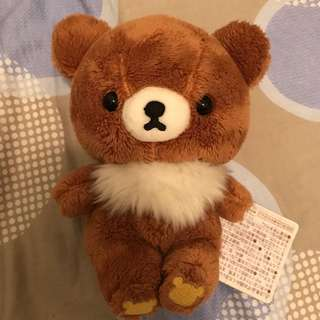 日本鬆弛熊啡色小熊 Japan Rilakkuma Kogumachan