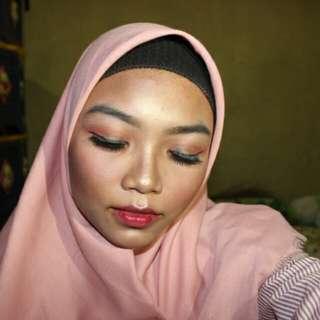 Jasa make up murah only 100k