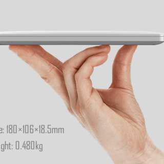 GPD Pocket: 7.0' UMPC-Laptop  WIN 10 OS'