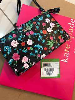 Original New Kate Spade Clutch Wristlets Sling-bag furla Micheal Kors