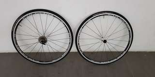 Fulcrum Racing 5 wheelset