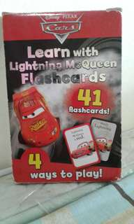 Lightning McQueen Learning