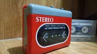 Walkman Stereo personal cassette player