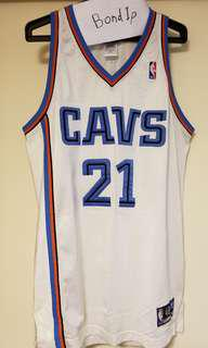 Authentic Cleveland Cavaliers jersey Miles nike Reebok