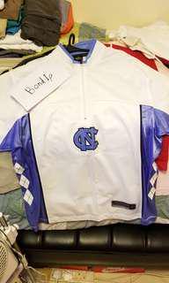 Jordan North Carolina shooting shirt