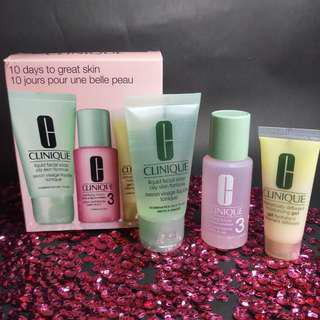 CLINIQUE 10 Days to great skin