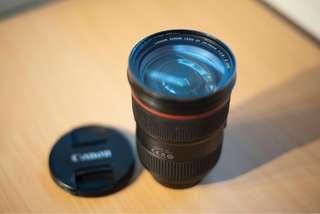 Canon 24-70mm F2.8 mk2