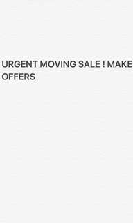 SALE ON NOW MAKE OFFERS