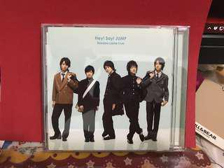 Hey Say Jump - Dreams Come True CD (港台版,已拆)