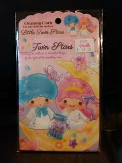 Little Twin Star cleaning cloth