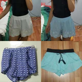 Shorts BUNDLE