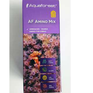 aquaforest AF amino mix reef supplement – 50 ml