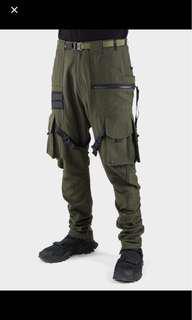 吉豐重工 - 17S-ES-PL02-OL - Stability Paratrooper Cargo Pants 06