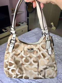 💕Almost new Authentic Coach Shoulder Bag💕