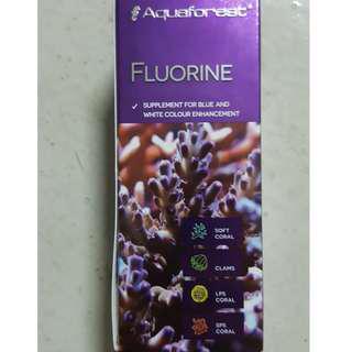 Aquaforest Fluorine reef supplement – 50ml