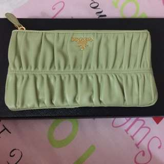 Prada Zipped Wallet