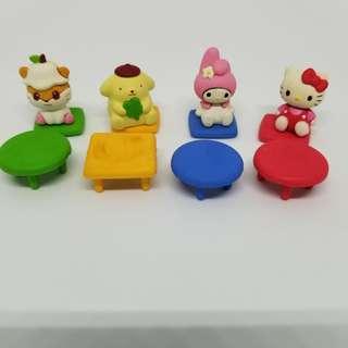 Sanrio卡通擺設 (套)
