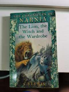The Lion, the Witch and the Wardrobe NARNIA