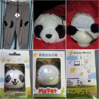 🎋🐼 Panda Fever! BUNDLE