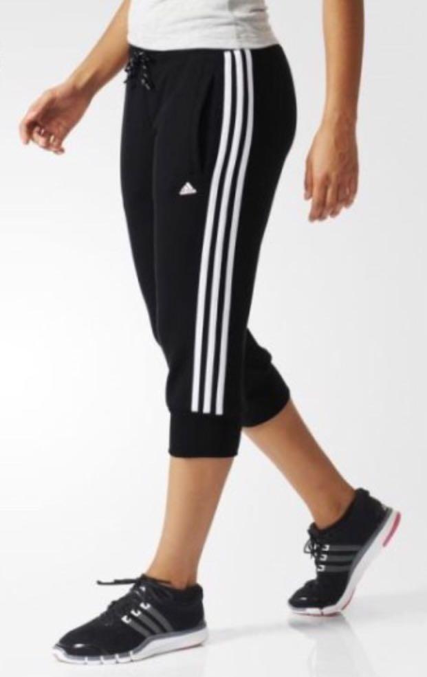 adidas 3 quarter pants