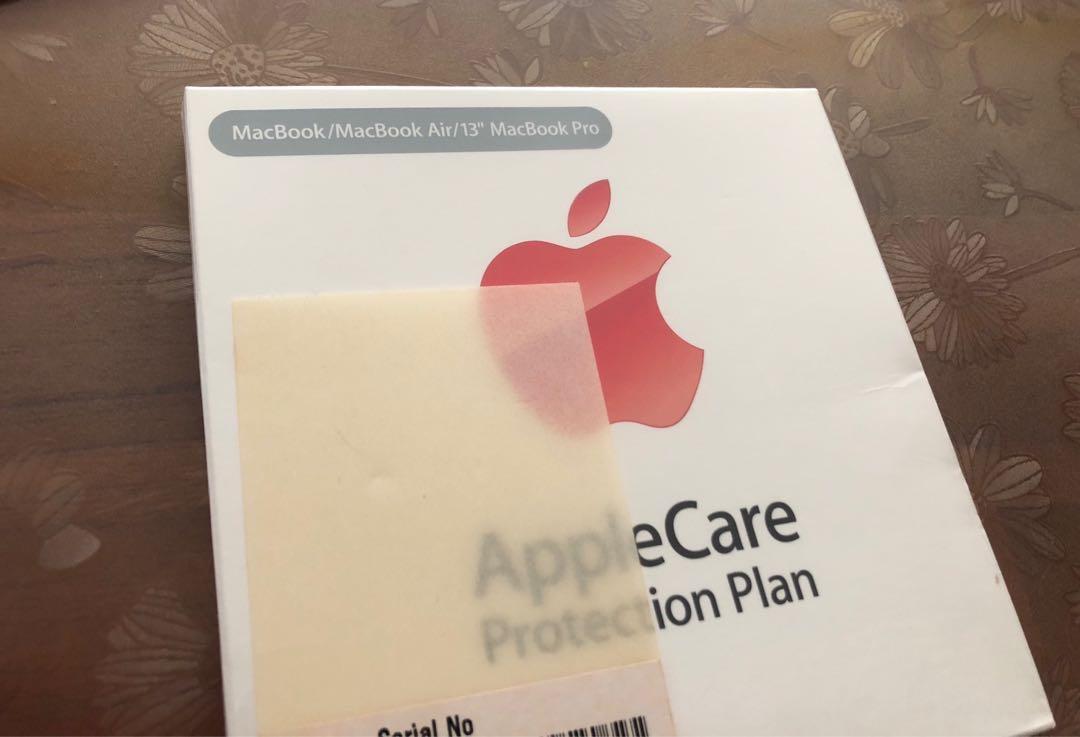 applecare plan activation