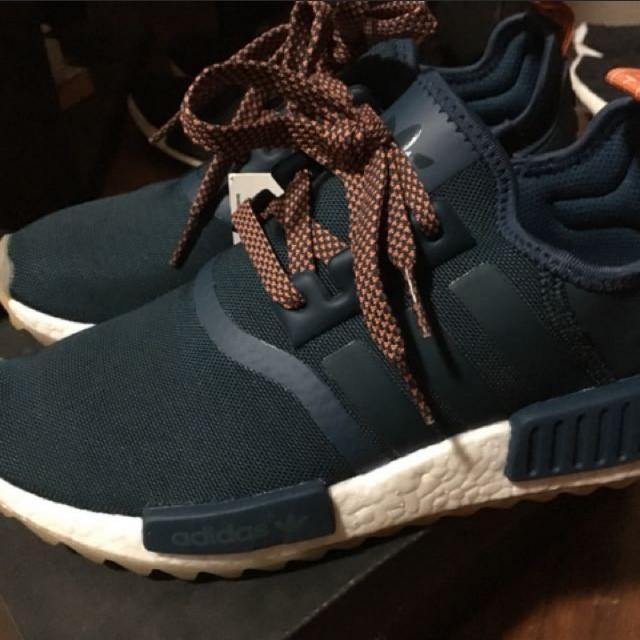 697623918d78f Authentic Adidas NMD R1 Trail Utility Green Size 6US Womens