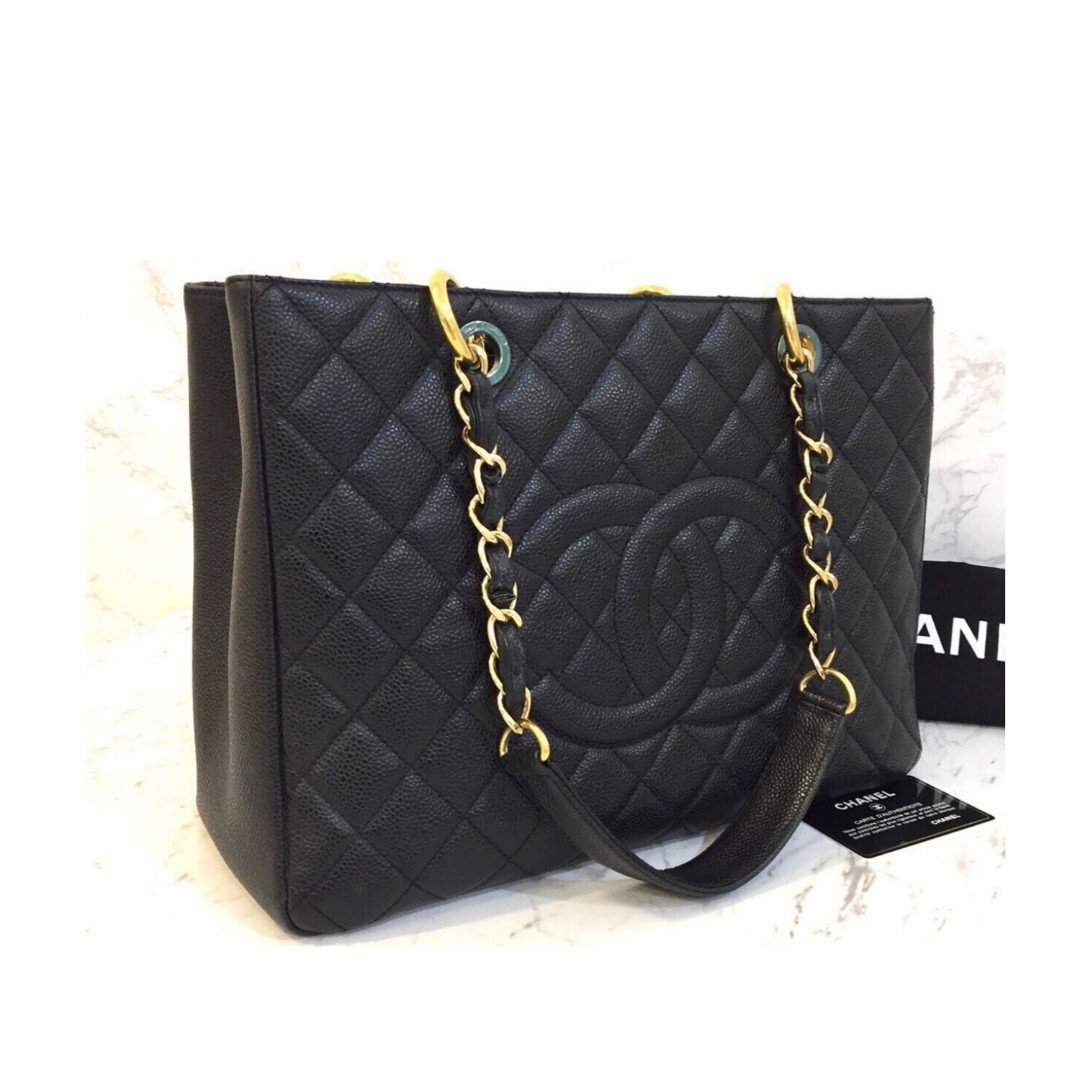 Authentic Chanel GST 5bbbe16f1b