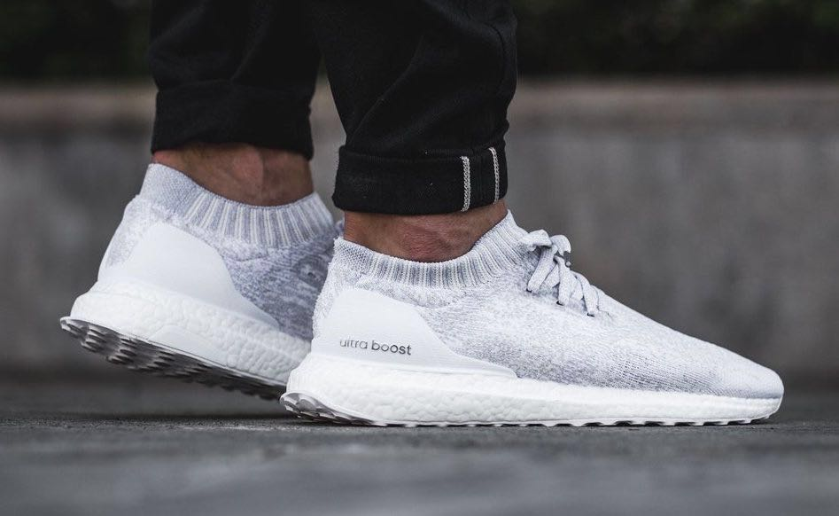 14a2772411be1b BEST DEAL - Adidas Ultra Boost Uncaged Triple White DA9157