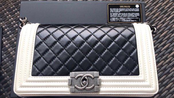 Chanel Boy, Luxury, Bags   Wallets, Handbags on Carousell 97cd13053d