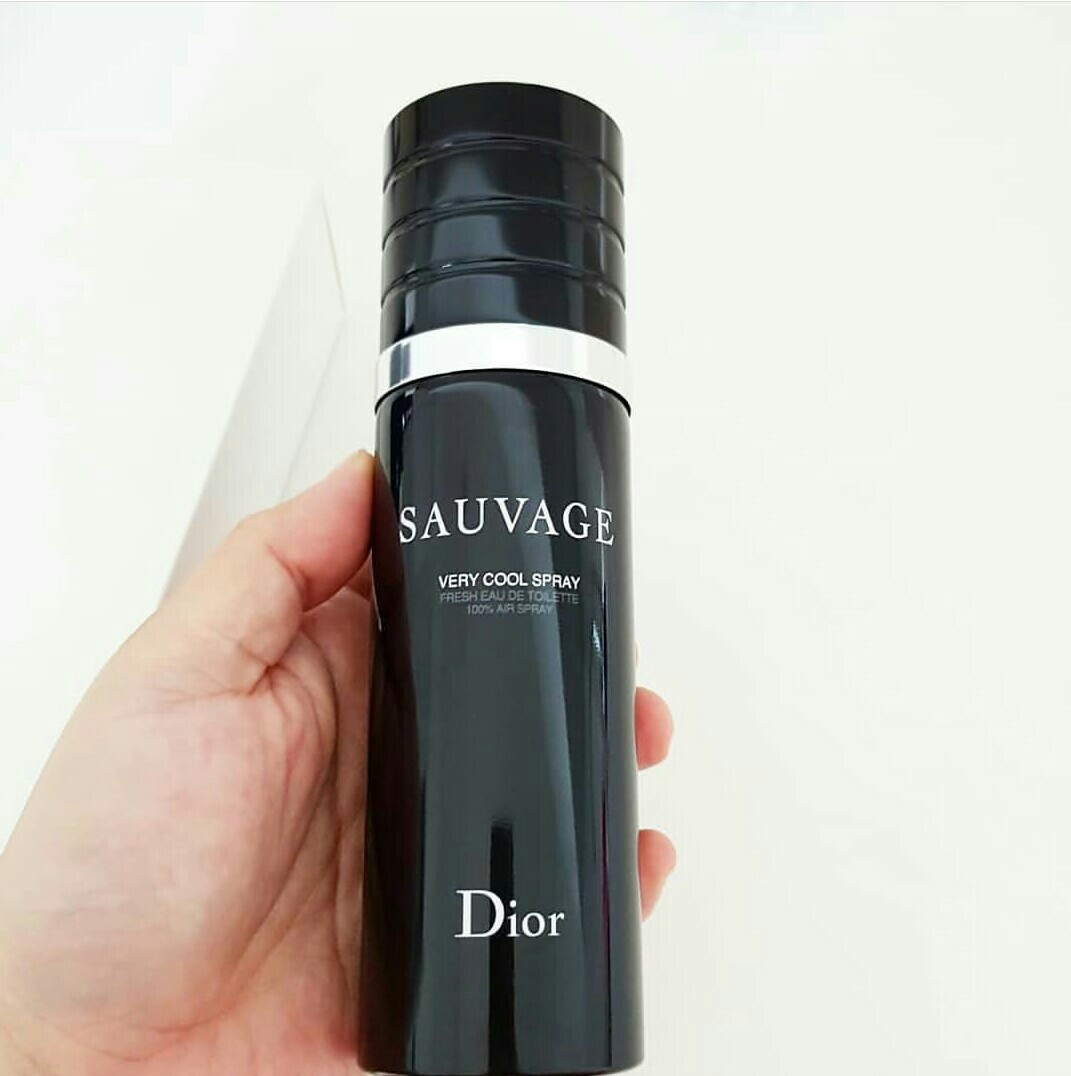fe29cffe3a Christian Dior Sauvage Very Cool Spray 100ml Tester