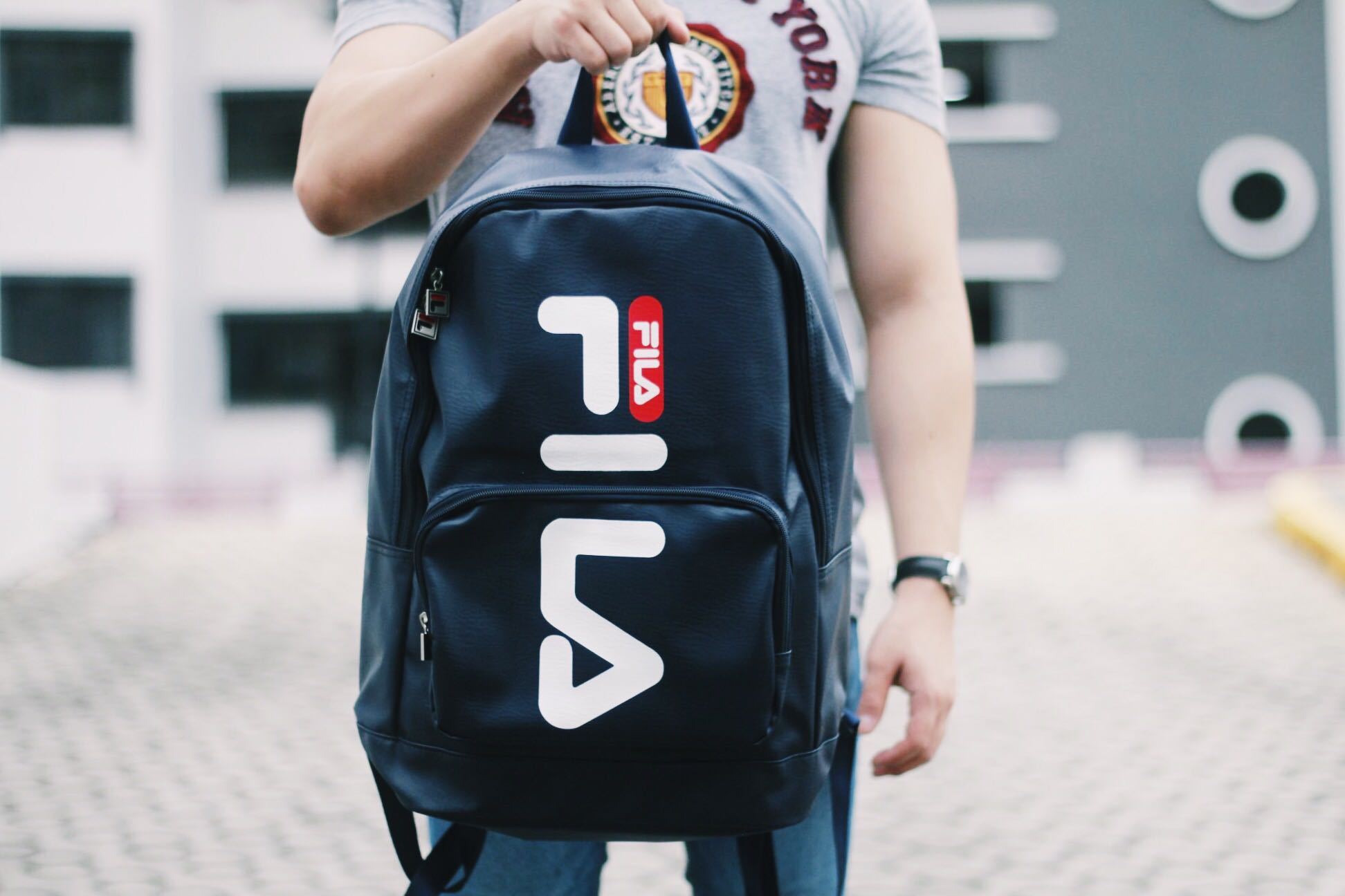 Fila Riley Backpack (On Sales Now)