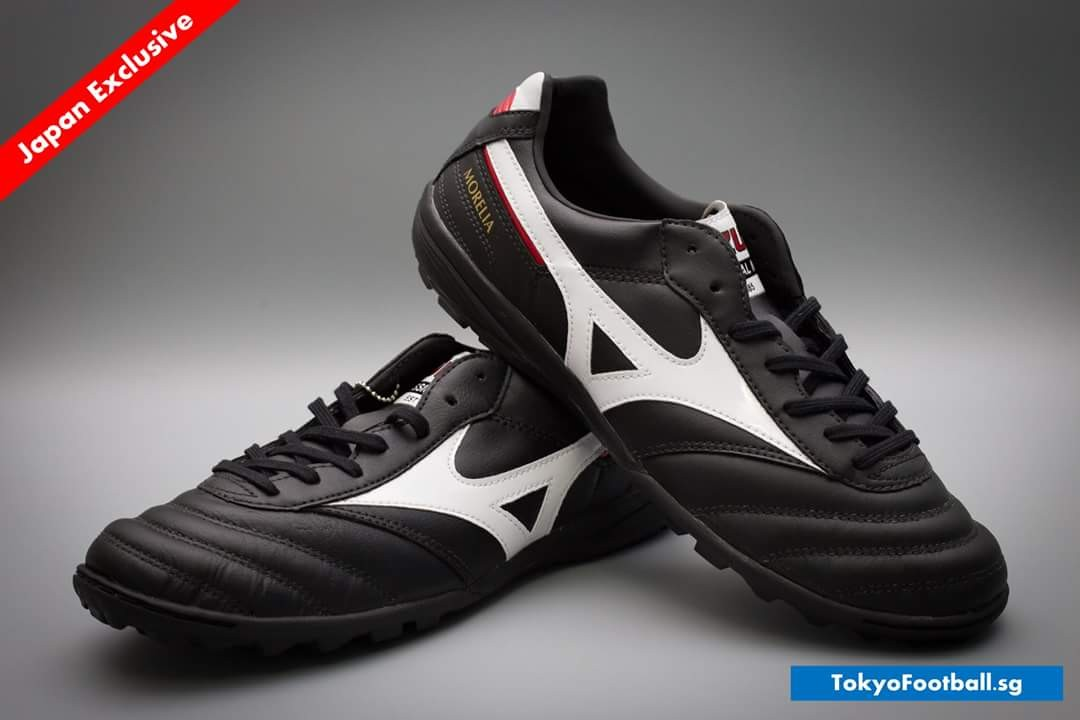 best mizuno soccer shoes turf 81fe7 27c17  greece in stockmizuno morelia tf  turf astro football soccer shoes boots sports sports apparel on carousell fcb7ef450048d