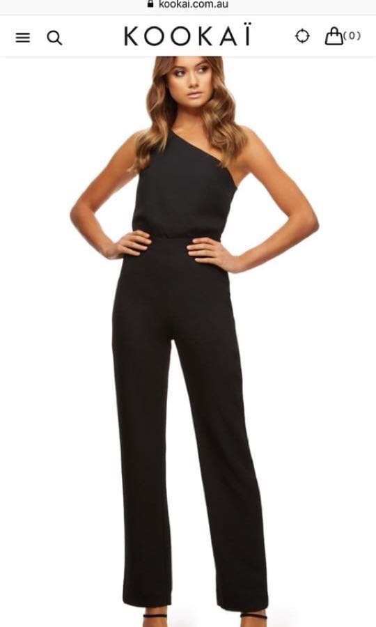 6273bf1ff2f Kookai aria jumpsuit for RENT