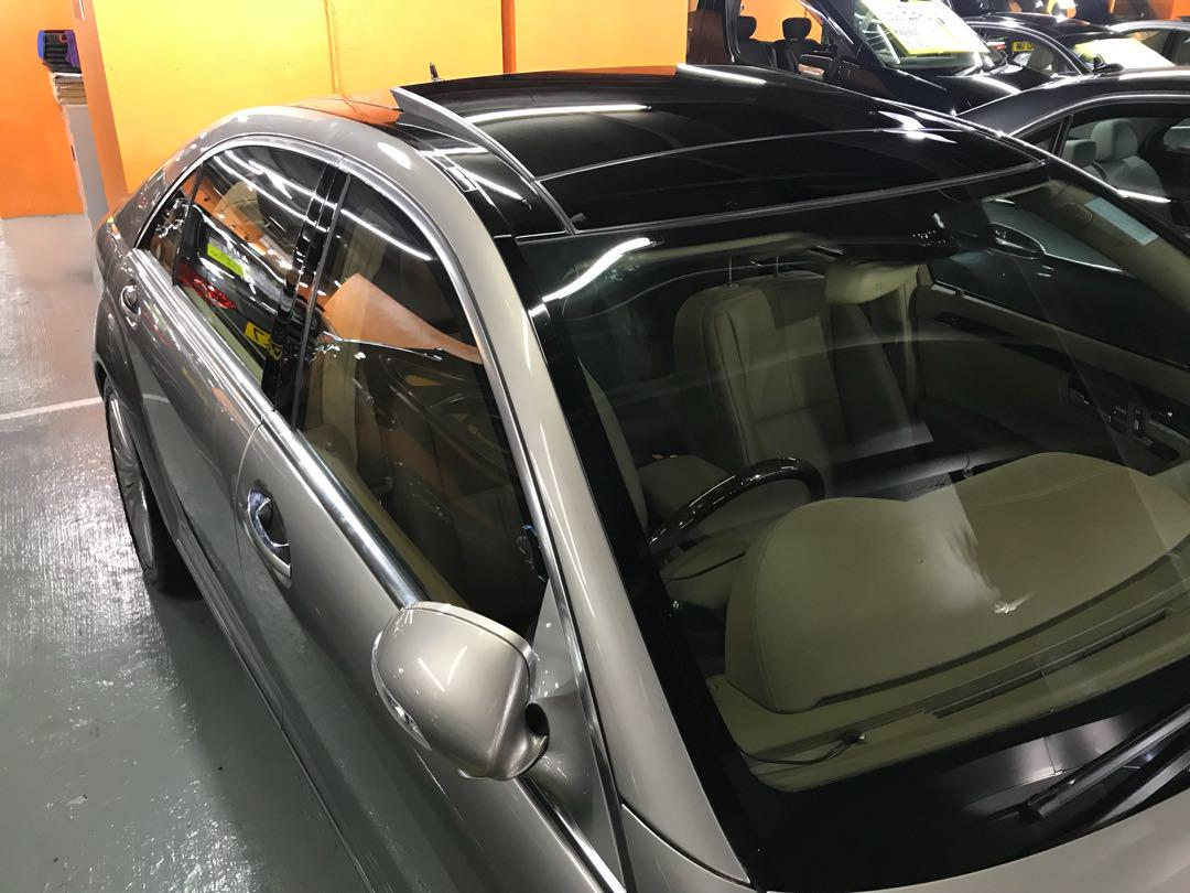 MERCEDES-BENZ S500 (5500cc) 2008