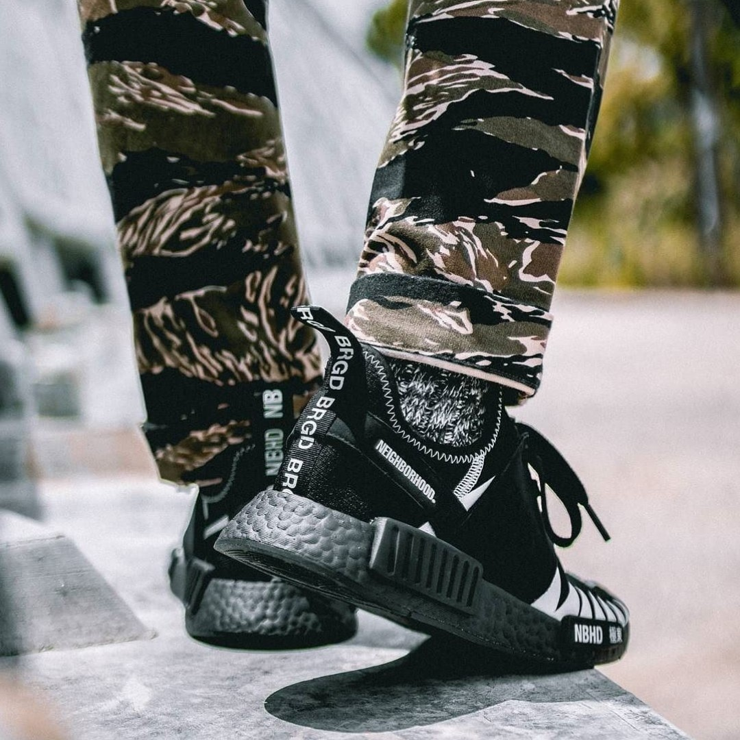 c7e6396e013d5 Neighborhood x Adidas Originals NMD R1