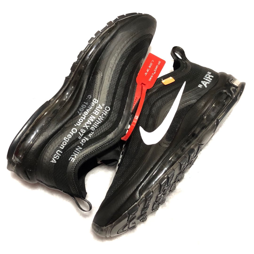 7e7bb841dd Nike Off White Shoes Air Max 97, Men's Fashion, Footwear, Sneakers ...